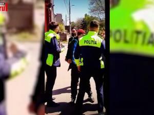Indivizi care fac scandal și timorează agenții economici, în cea mai rău famată zonă din Suceava